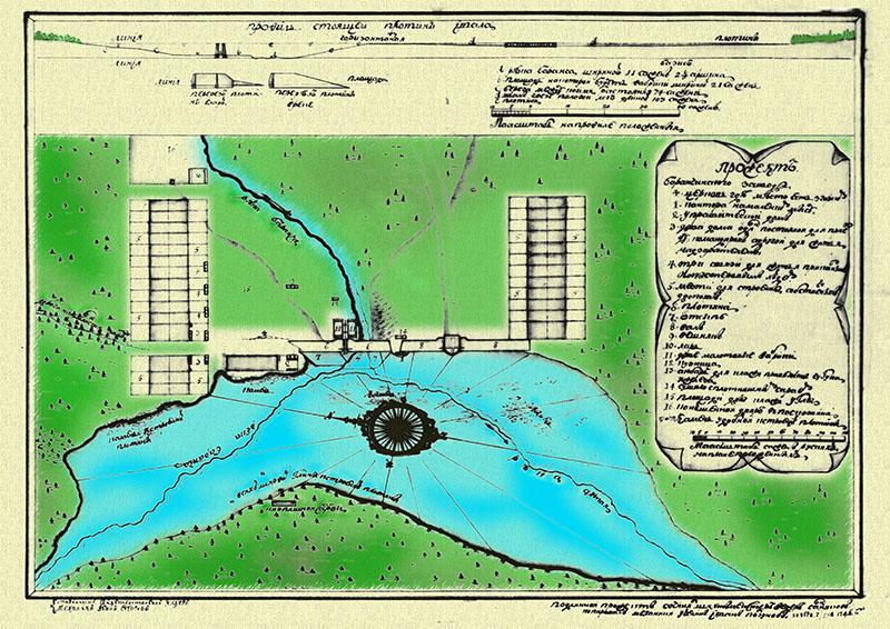 план постройки завода